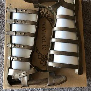 Joyfolie Finley gladiator sandals